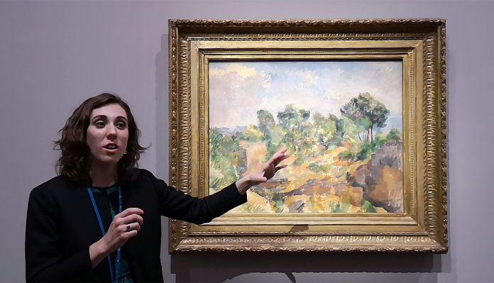 Megan Fontanella, Commissaire de l'exposition Chefs-d'œuvre du Guggenheim - la collection Thannhauser à L'Hôtel de Caumont - Aix