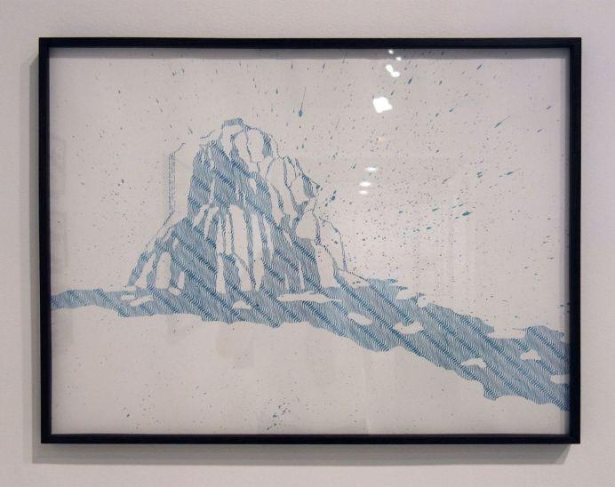 Pierre Malphettes - Cascade #1, 2018 – L'horizon des particules à Vidéochroniques