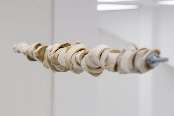 Sébastien Granier - Précontrainte, 2019 - Primitive future à la Galerie de la Scep – Marseille - Photo © Nassimo Berthommé