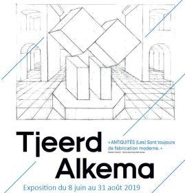 Tjeerd Alkema au FRAC Occitanie Montpellier et à la Galerie ALMA