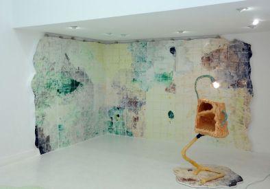 Côme Clérino - Fenêtre Deux, 2019 et Fenêtre Un, 2019 - Et si on passait les meubles par la fenêtre - Double V Gallery