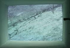 Delphine Wibaux - Mémoire intermédiaire pour 8 lucarnes (détail) - Lumière habitée - art-cade galerie - Photo En revenant de l'expo !