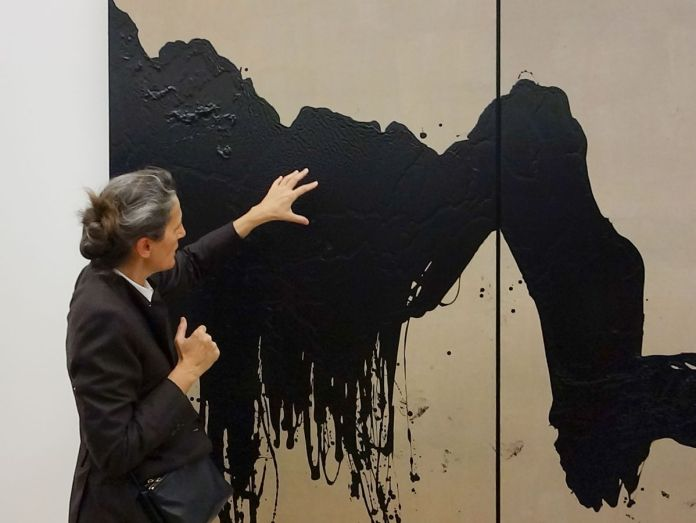 Fabienne Verdier - L'Esprit de la Montagne - Sur les terres de Cezanne au Musée Granet - Etage Salle 4