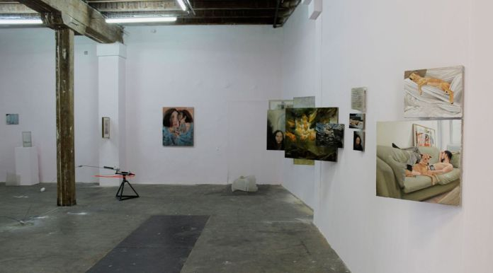 Jean-Charles Bureau - Ébauche du silence – HLM Hors Les Murs, Marseille – Photo Double V Gallery