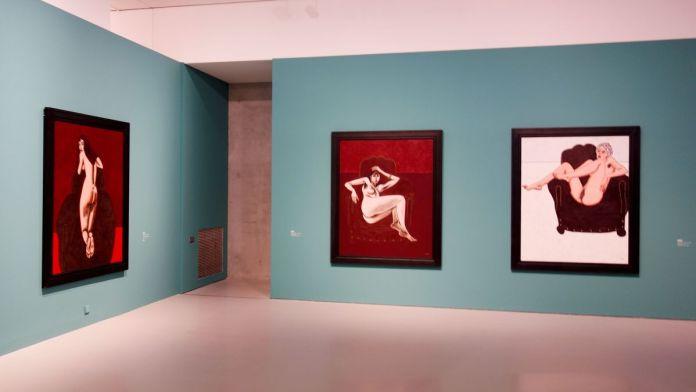 Vincent Bioulès - Chemins de traverse - Ce qu'il y a de plus compromettant au Musée Fabre