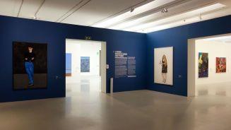 Vincent Bioulès - Chemins de traverse - Le portrait ; basculer de l'instant dans l'éternité au Musée Fabre 701