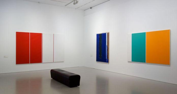 Vincent Bioulès - Chemins de traverse - Les dernières avant-gardes au Musée Fabre