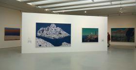 Vincent Bioulès - Chemins de traverse au Musée Fabre 10