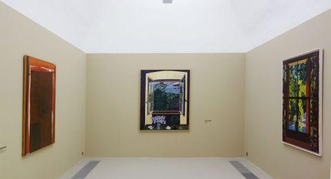 Vincent Bioulès - Chemins de traverse au Musée Fabre 101