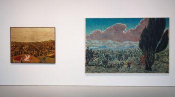 Vincent Bioulès - Chemins de traverse au Musée Fabre 12