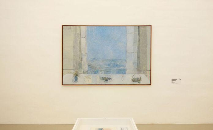 Vincent Bioulès - Le mariage du ciel et de la terre, 1961 - Chemins de traverse au Musée Fabre
