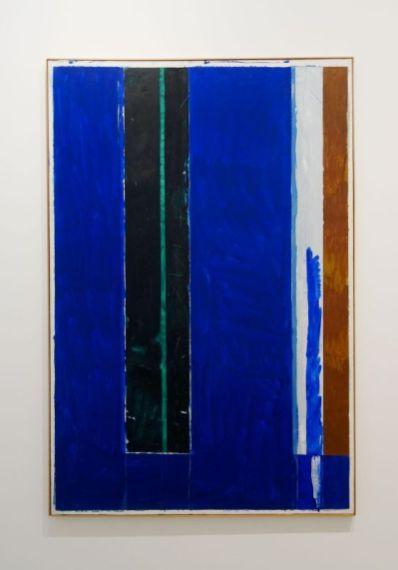 Vincent Bioulès - Sans titre, 1974 - Chemins de traverse - Les dernières avant-gardes au Musée Fabre