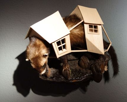 Antonio Gagliardi - Sweet Home 3, 2013 - Bêtes de scène à la Villa Datris - Hybrides et mutations