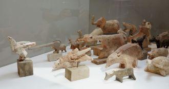 Evert Lindfors - L'Arche de Noé, 2007 - Bêtes de scène à la Villa Datris - Survies Animales
