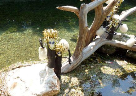 Laurent Perbos - Mononoké ou l'esprit des choses, 2019 - Bêtes de scène à la Villa Datris - Welcome to the Jungle