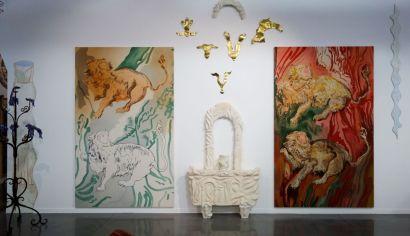 Les Chemins du Sud, une théorie du mineur - Entre Baroque & Rocaille - MRAC à Sérignan