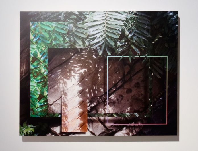 Mark Dorf - Paysage 16, Série Transposition, 2016-2017 - Sur Terre - Image, technologies & monde naturel - Rencontres Arles 2019