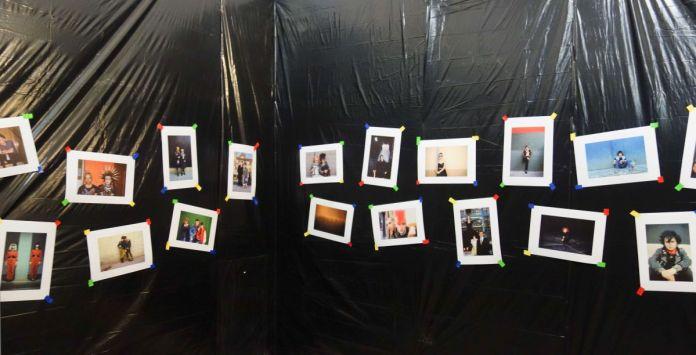 Miguel Trillo - Recréation de l'exposition Photocopies. Madrid-Londres 1983 - La Movida – Rencontres Arles 2019 - Salle 2