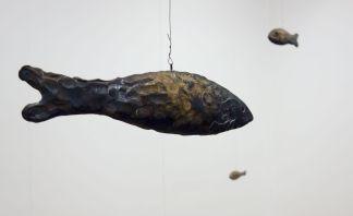 Ugo Rondinone - Primordial, 2016 (détail) - Bêtes de scène à la Villa Datris - Cabinets de curiosité