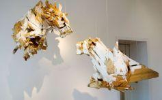 Wim Botha - A Thousand Things (part 15), 2012 - Bêtes de scène à la Villa Datris - Sauvageries humaines