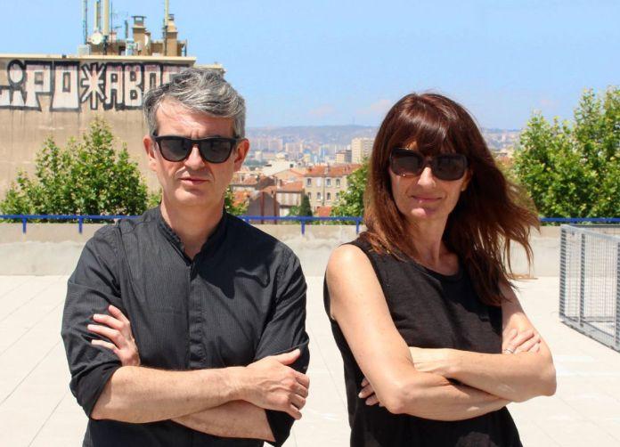 Jérôme Pantalacci et Véronique Collard Bovy