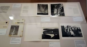 """We were Five - Musée Réattu Arles - Aspen 1951 - Aperture 1952 - Aperture revue. Photo """"En revenant de l'expo !"""""""