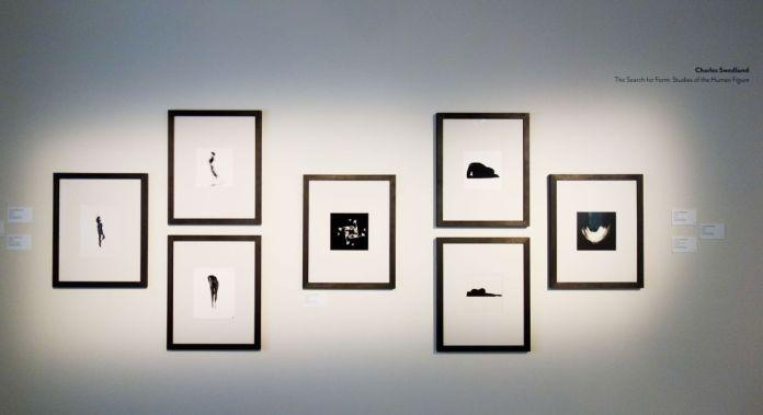 "We were Five - Musée Réattu Arles - Charles Swedlund, The Search for Form, Studies of the Human Figure. Photo ""En revenant de l'expo !"""