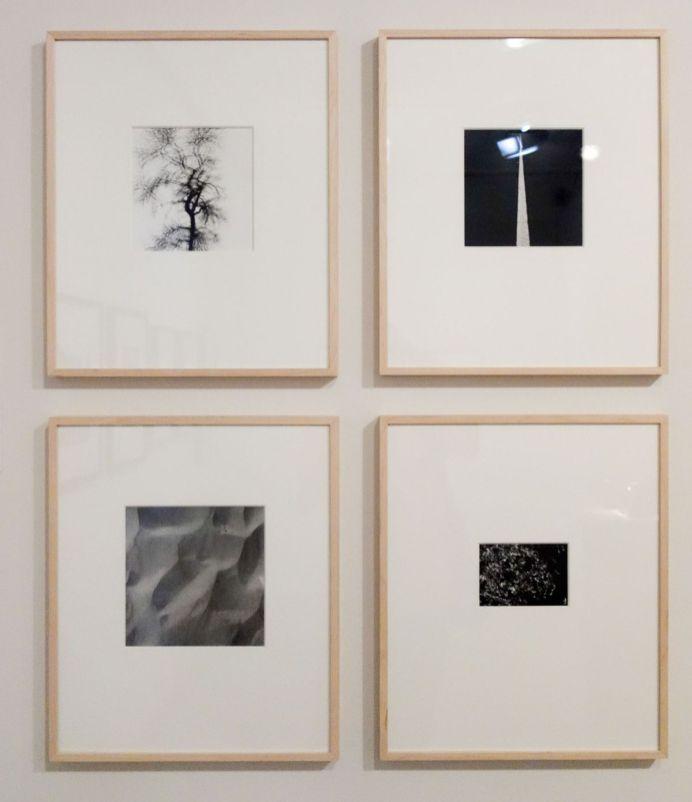 """We were Five - Musée Réattu Arles - New Bauhaus de Chicago - Harry Callahan. Photo """"En revenant de l'expo !"""""""
