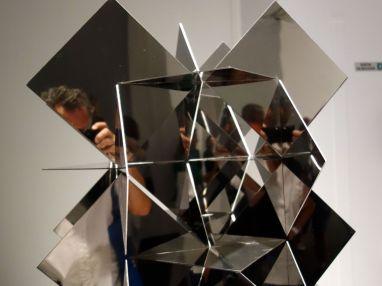 Francisco Sobrino - Sculpture permutationnelle, 1967-1968 - La révolution permanente à la Fondation Vasarély - Aix-en-Provence
