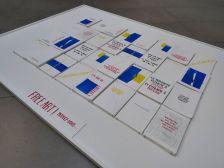 gethan&myles - Proverbes des Excurs / Campagne publicitaire - Lines / The distance between us au Studio Fotokino - Marseille - photo © gethan&myles