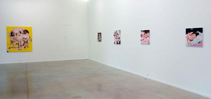Ambera Wellmann, UnTurning - MOCO Panacée - Montpellier - Vue de l'exposition