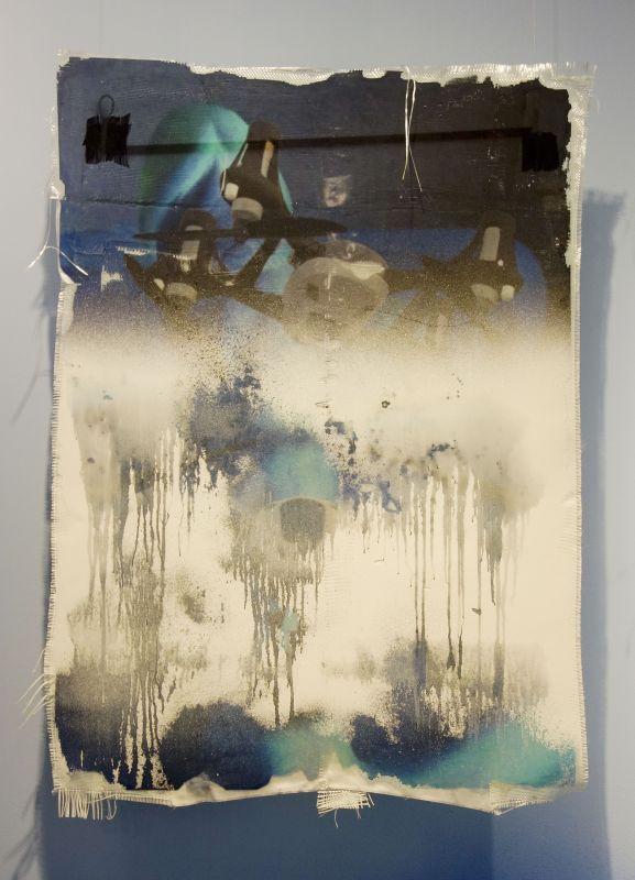 Estrid Lutz - Dicktracked, 2019 - Body of Tears - MOCO Panacée - Montpellier