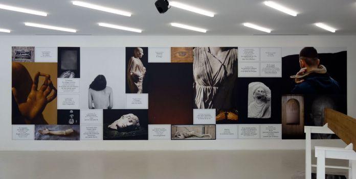 Hélène Giannecchini et Stéphanie Solinas - Ce qui tu nommes fantôme porte le nom d'image, 2019 - Viva Villa 2019 - Collection Lambert