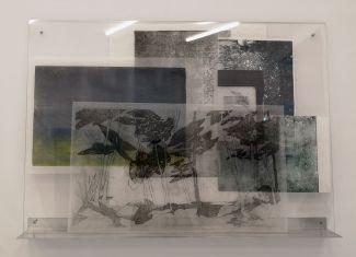 Marie Bonin - Un balcon en forêt, (Fragments), 2019 - La fin des Forêts - Viva Villa 2019 - Collection Lambert