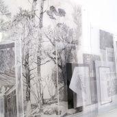 Marie Bonnin - Un balcon en forêt ( Fragments ), 2019 - Casa de Velázquez