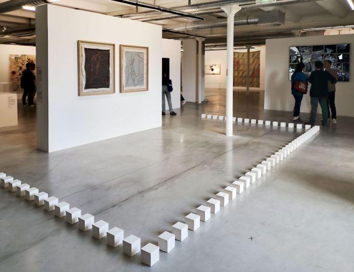 Par hasard à la Friche la Belle de Mai - Marseille - Vue de l'exposition