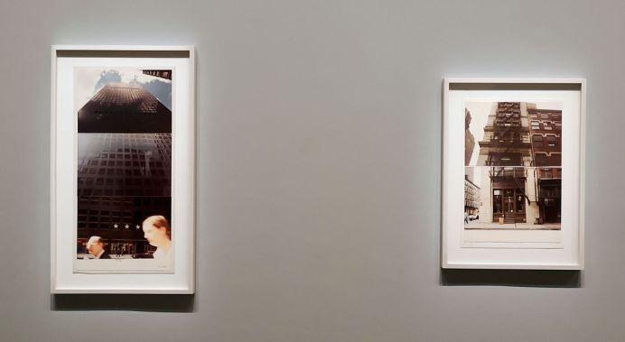 VALIE EXPORT - New York, 21.9.1976- Expanded Arts au Pavillon Populaire Montpellier