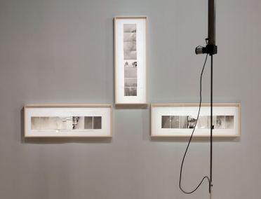 VALIE EXPORT - Strassenkreuzung Belgien, 1972-73- Expanded Arts au Pavillon Populaire Montpellier