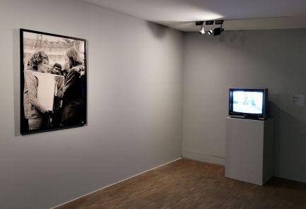 VALIE EXPORT - Tapp undTastkino, 1968- Expanded Arts au Pavillon Populaire Montpellier