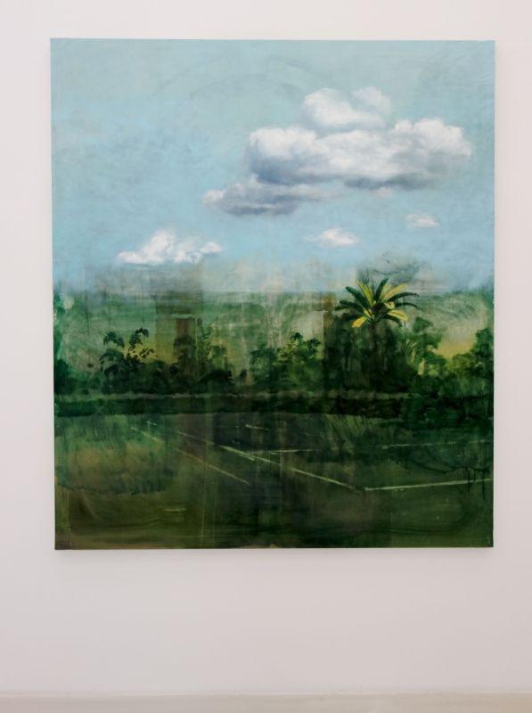 Yann Lacroix - A journey through a body, 2019 - Viva Villa 2019 - Collection Lambert