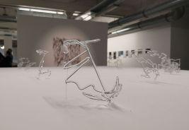 Anne-Valérie Gasc - L'Original transparent, 2018 - Par hasard à la Friche la Belle de Mai - Marseille - Vue de l'exposition 08