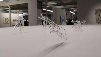 Anne-Valérie Gasc - L'Original transparent, 2018 - Par hasard à la Friche la Belle de Mai - Marseille - Vue de l'exposition 09