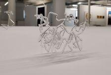Anne-Valérie Gasc - L'Original transparent, 2018 - Par hasard à la Friche la Belle de Mai - Marseille - Vue de l'exposition 11