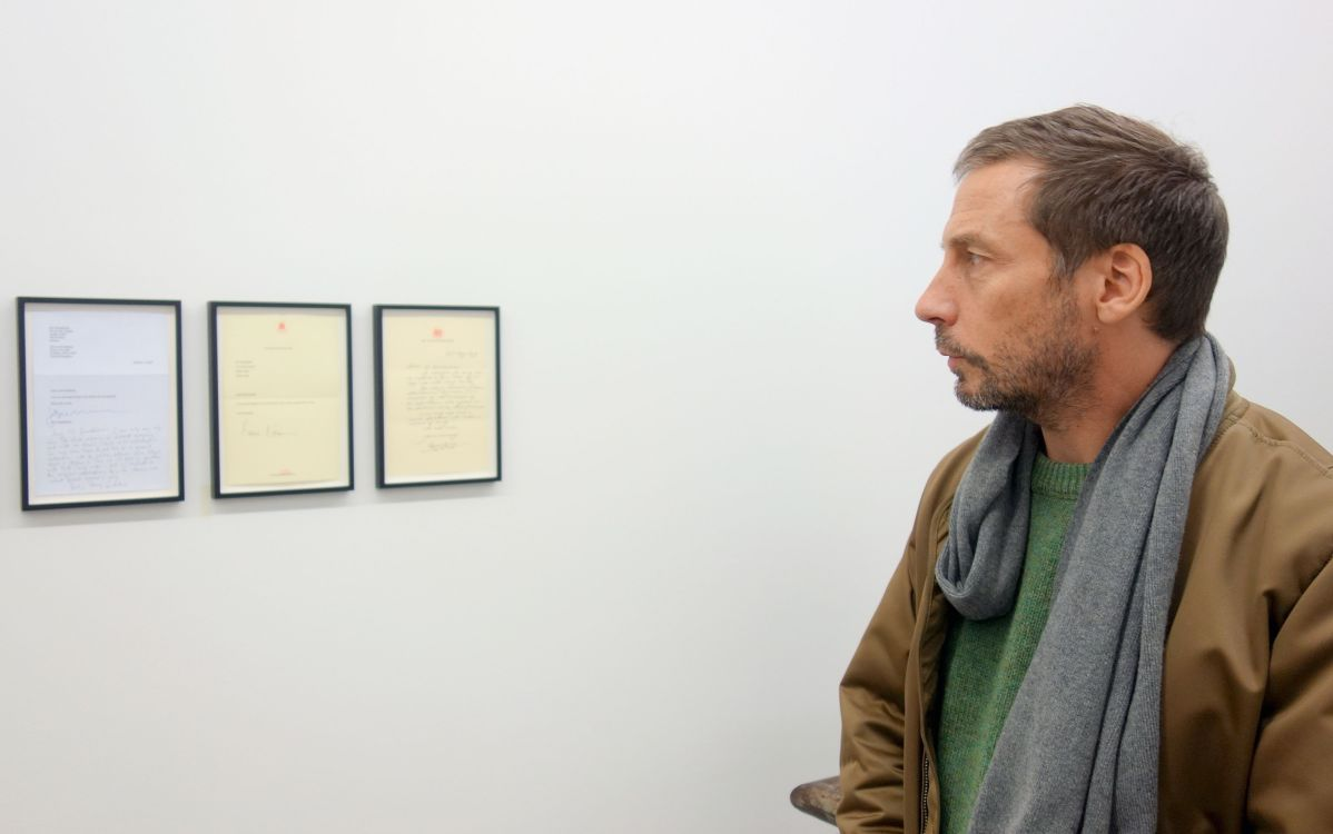 Eric Baudelaire au CRAC Occitanie – Sète