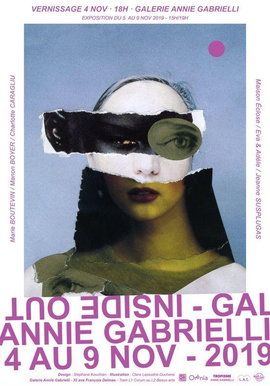 Carbone 14 présente Inside out - Au-delà des apparences (2) à la Galerie Annie Gabrielli