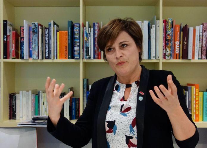 La mesure du monde au MRAC à Sérignan - Sandra Patron, commissaire de l'exposition