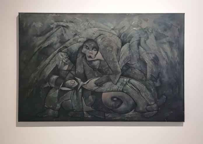 Latif Eshraq, Donbal [La poursuite], Kaboul, 2017