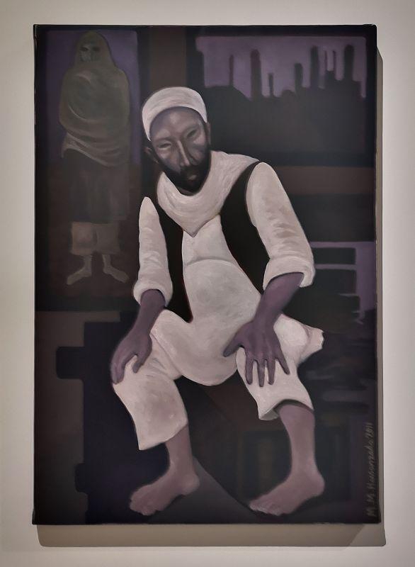 M. Mahdi Hamed Hassanzada, tchehreh ha tchi miguyand [Que nous disent ces visages ], Kaboul, 2011