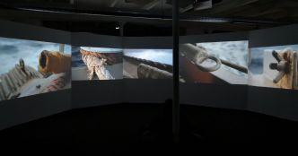Nicolas Clauss - Les traversants, 2017 - Les Instants Vidéo à la Friche