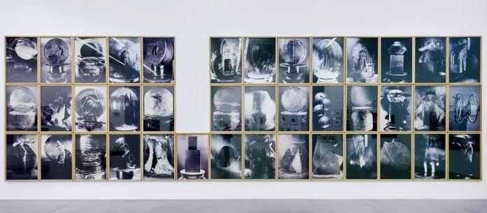 Dieter Appelt - Tableau space, (Space tableau), 1989 - 1990 - Photographie et documents, 1983-2018 au Frac Paca